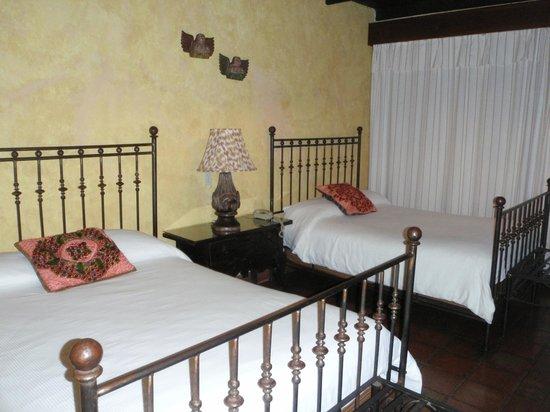 Hotel Atitlan: Camera