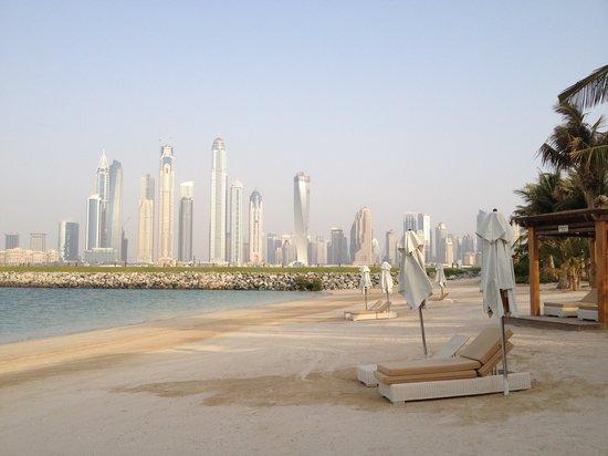 One&Only The Palm Dubai: The beach