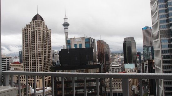 Waldorf Bankside Serviced Apartments: View of Sky Tower