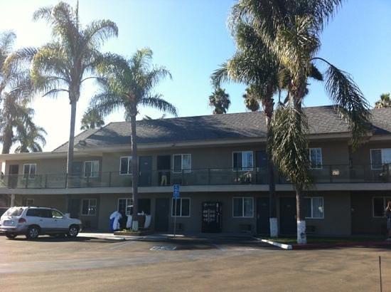 Rodeway Inn San Diego Beach SeaWorld Area: rodaway inn