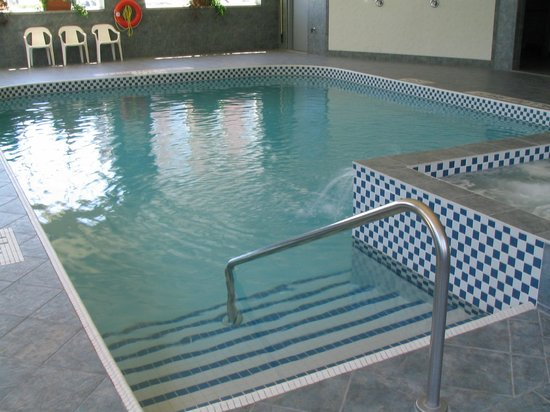 Comfort Inn Lundy's Lane: OUR INDOOR HEATED POOL