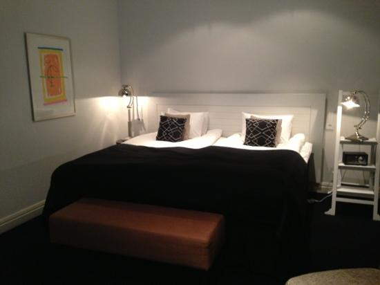 Fabian Hotel: Room