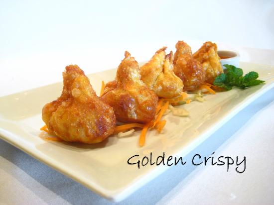 Thai Spice: Golden Crispy