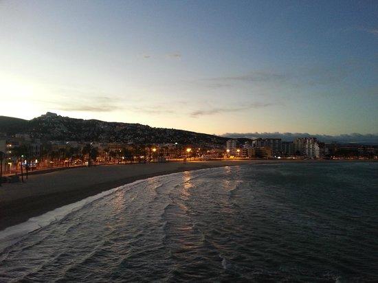 Hotel Boutique La Mar: Salimos a la azotea y mirad que vistas!!