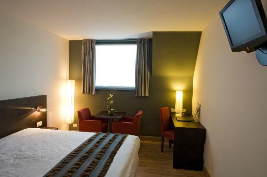 BEST WESTERN Hotel Orchidee: Standard room
