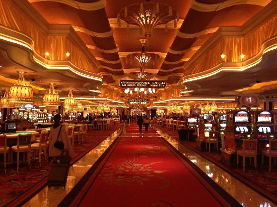 Wynn Las Vegas: Casino View