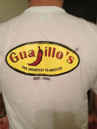 Guajillo's The Shortcut to Mexico: These are $10 each. I wore this at lunch.
