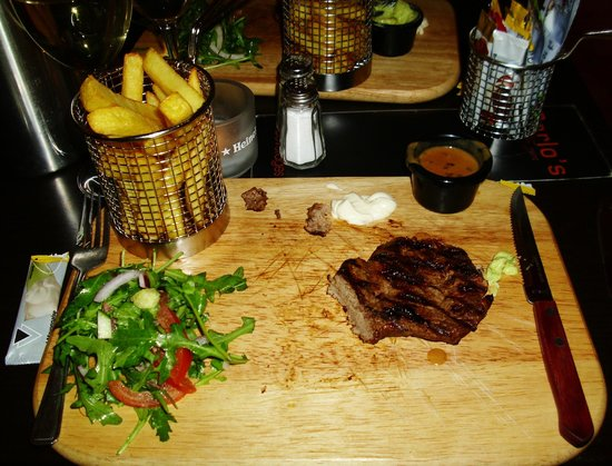 Lynam's Hotel: Steak @ Carlo's - The Hotel's Restaurant