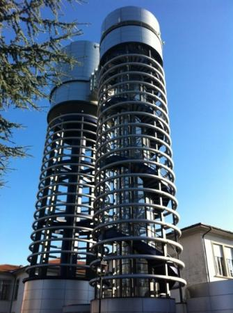 Parco Astronomico la Torre del Sole: Le torri