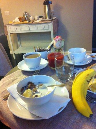 Bed&Cafe: Breakfast