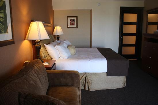 Elephant Butte Inn : King Bed