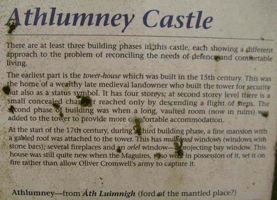 Athlumney Castle