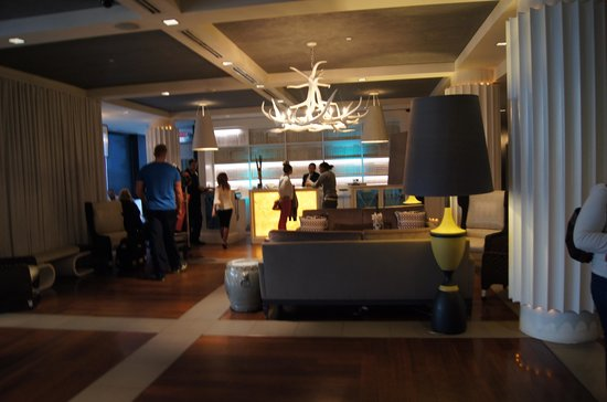 W Atlanta - Buckhead: lobby/check in area