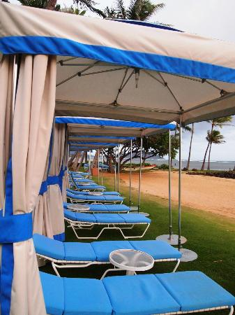The Kahala Hotel & Resort : Beach View