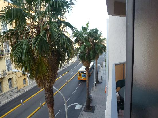 Residhome Nice Promenade: Vista desde la habitacion