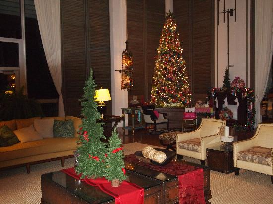 The Kahala Hotel & Resort : Christmas Corner