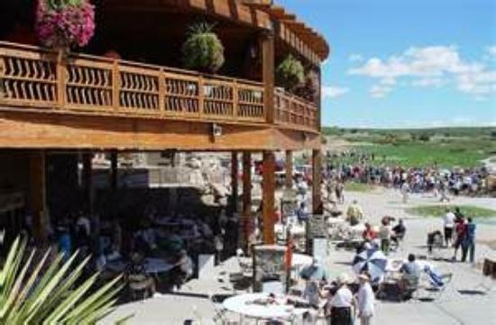 Elephant Butte Inn: Sierra Del Rio Golf Course down the street