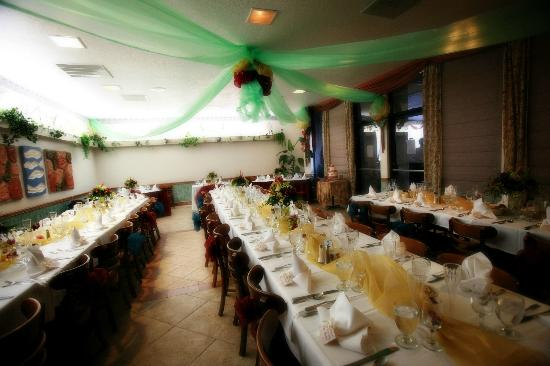 Elephant Butte Inn: Wedding Reception