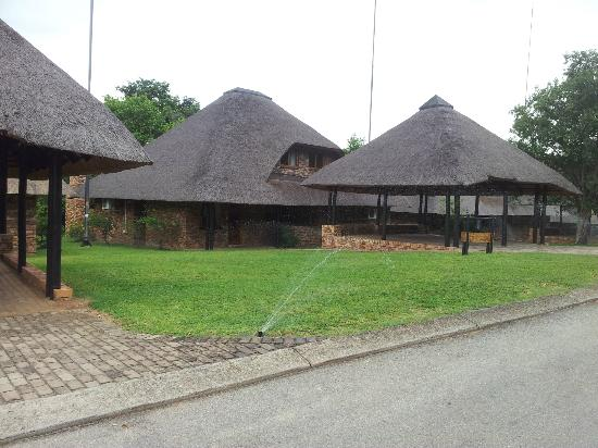 Kruger Park Lodge: very confortable