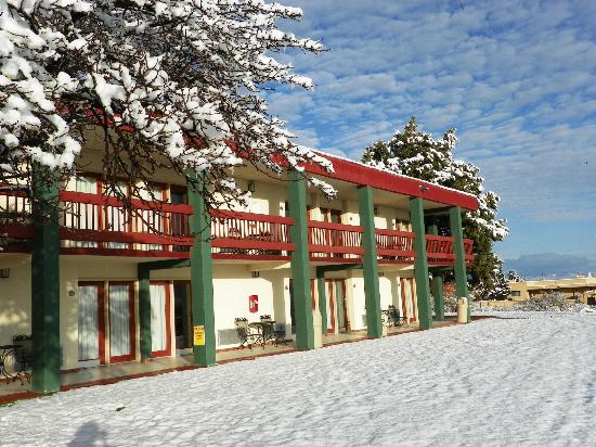 Elephant Butte Inn: Winter in Elephant Butte...once a decade