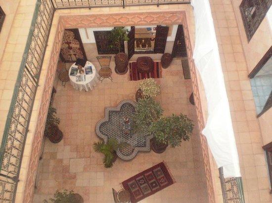 Riad Douja: Uitzicht vanuit dakterras