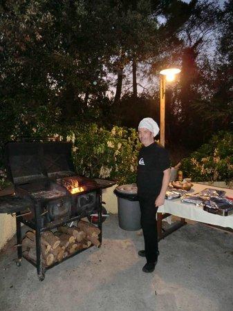 Casa Bini: Paul's BBQ