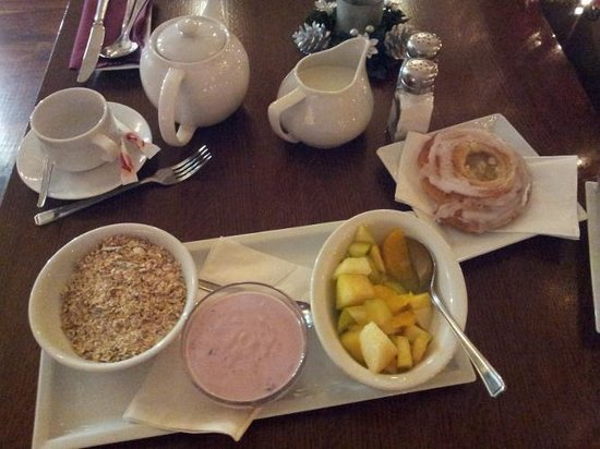 Travelodge Dublin City Centre, Stephens Green Hotel: Breakfast