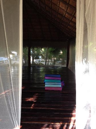 Yoga Shala Tulum: inside the yoga studio, beautiful and so zen!