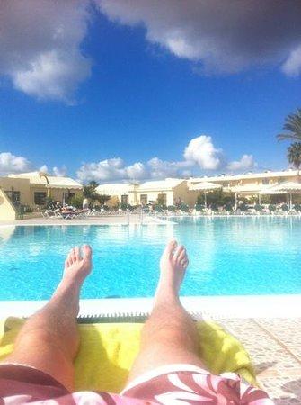 Santa Rosa: hotel pool