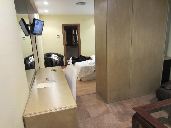 Hotel Mas Pau: habitación