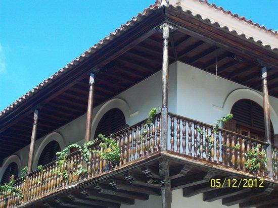 Decameron Cartagena: Ciudad vieja
