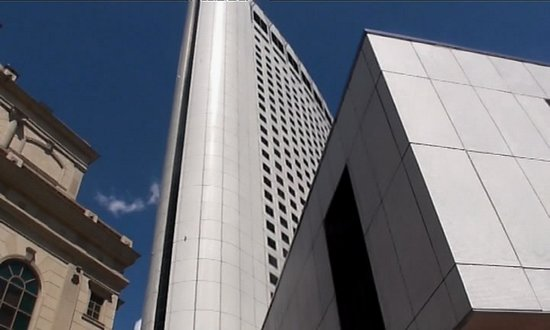Lotte Hotel World: вид отеля