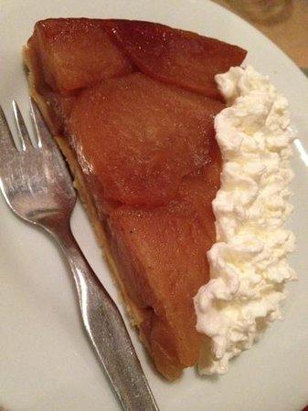 le 22 septembre : apple tarte