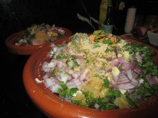 Riad Miski: Cooking class