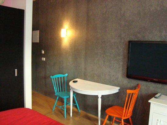 OK Hotel: Dining area
