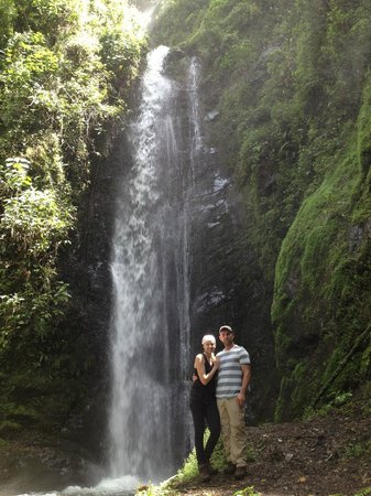 Madre Tierra Resort & Spa: Waterfall