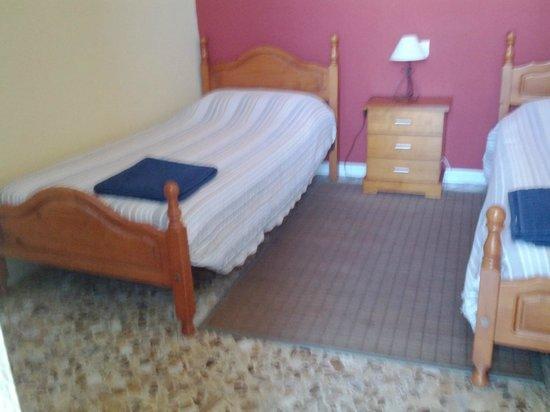 Casa Blues: chambre