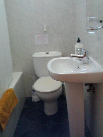 Casa Blues: salle de bain