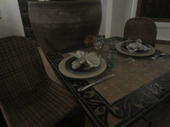 Riad Miski: Pre-dinner