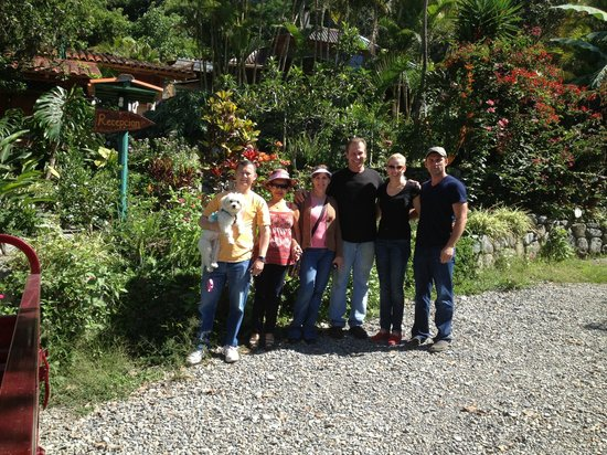 Madre Tierra Resort & Spa: Our travel group