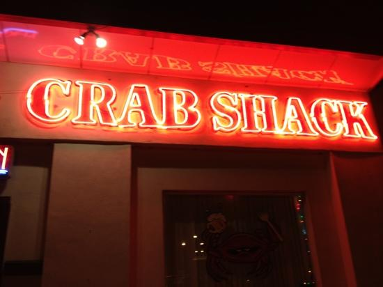 Linda's Crab Shack: local sea food spot