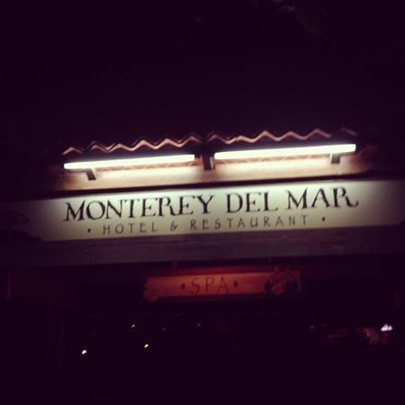 Monterey del Mar Hotel: hotel y rest