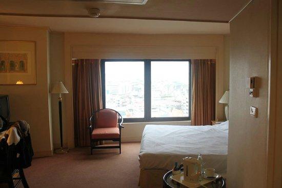 Grand China Hotel: chambre