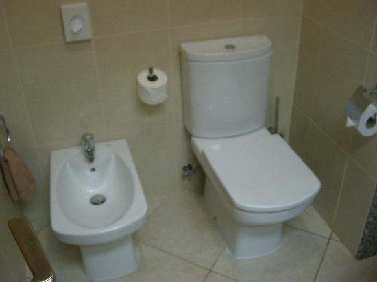 Hotel Riu Guarana: Toilet