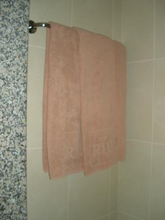 Hotel Riu Guarana: Towel