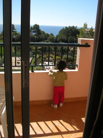 Hotel Riu Guarana: Balcony
