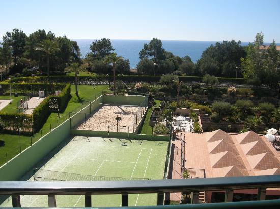 ClubHotel Riu Guarana: Tennis Court
