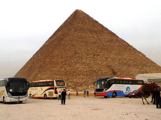 Islamic Cairo: Piramide