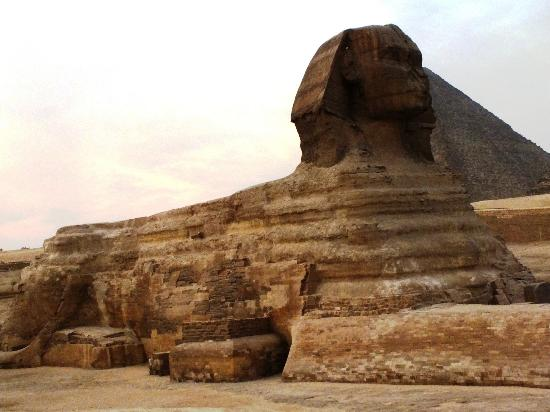 Islamic Cairo: la sfinge