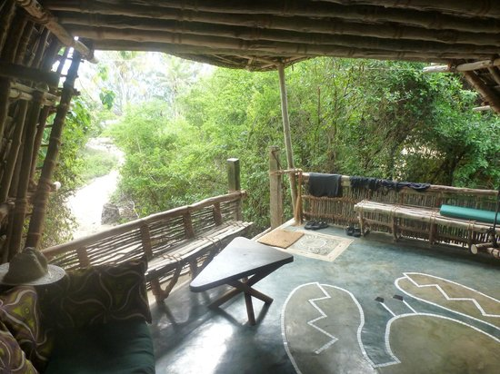Chumbe Island Coral Park: Bungalow pic 2